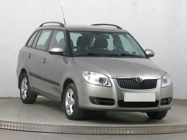 Škoda Fabia Combi (2008, 1.9 TDI)