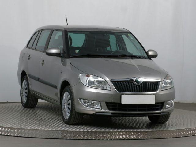 Škoda Fabia Combi (2012, 1.2)