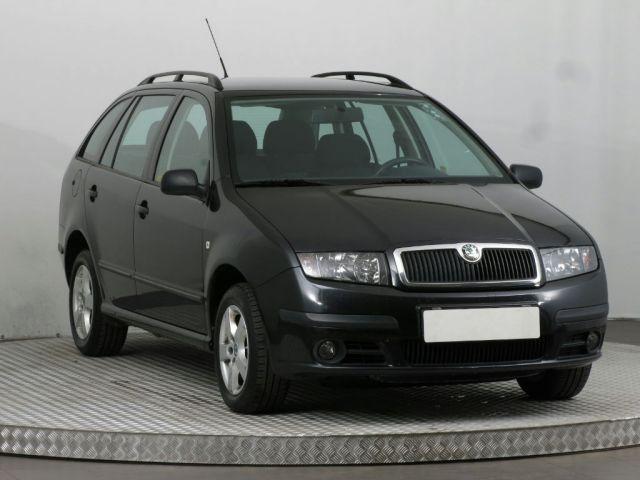 Škoda Fabia Combi (2005, 1.2)