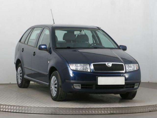 Škoda Fabia Combi (2003, 1.4 16V)