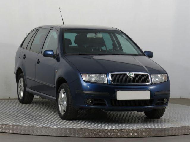 Škoda Fabia Combi (2004, 1.2)