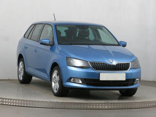 Škoda Fabia Combi (2016, 1.4 TDI)