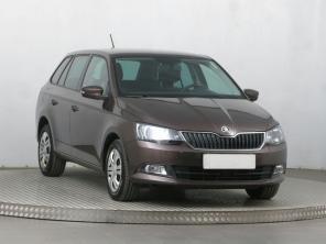 Škoda Fabia 2015 Combi brązowy 5