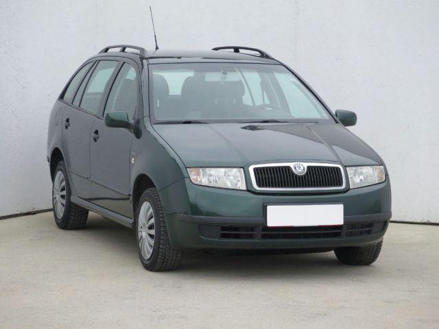Škoda Fabia Combi (2003, 1.4)