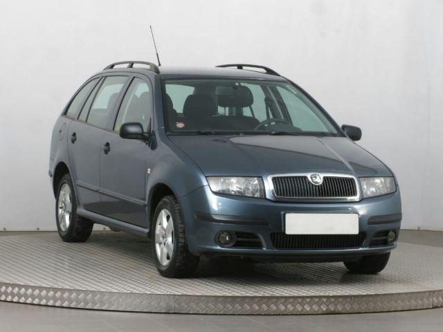 Škoda Fabia Combi (2007, 1.2)