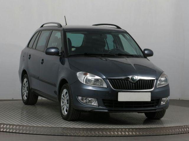 Škoda Fabia Combi (2013, 1.2)