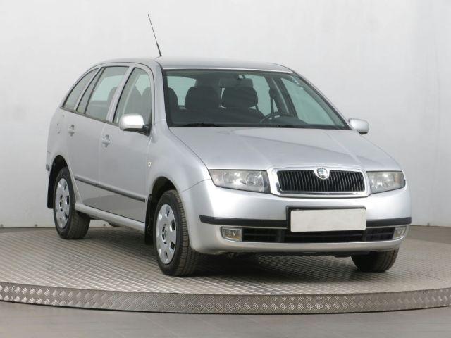 Škoda Fabia Combi (2003, 1.2)
