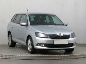 Škoda Fabia 2015 Combi srebrny 10