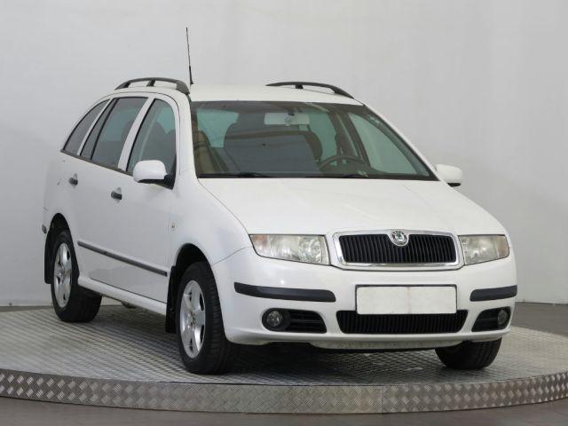 Škoda Fabia Combi (2007, 2.0)