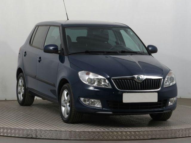 Škoda Fabia  (2012, 1.6 TDI)