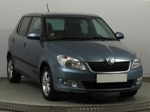 Škoda Fabia 2011 Hatchback szary 10