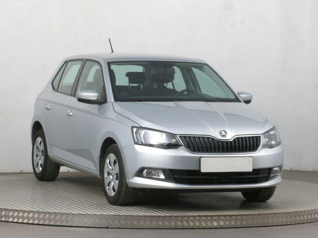 Škoda Fabia  (2015, 1.2 TSI)