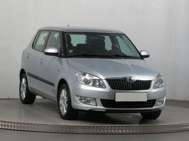Škoda Fabia  (2010, 1.2 TSI)