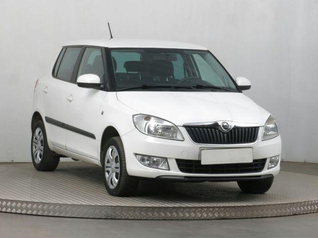 Škoda Fabia  (2012, 1.2)