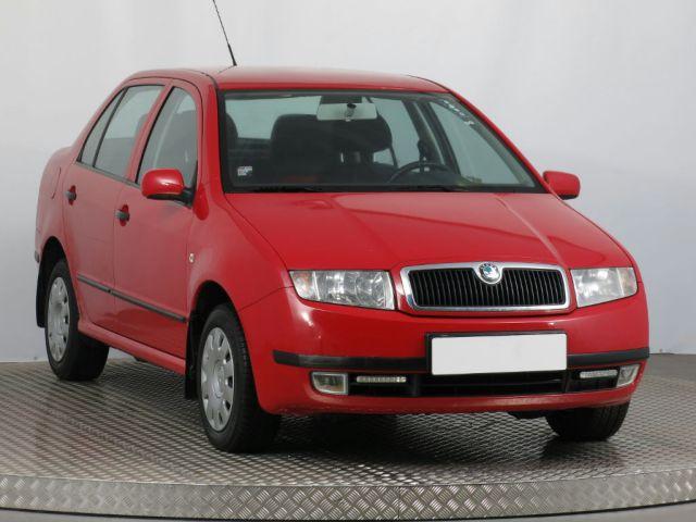 Škoda Fabia  (2002, 1.4)