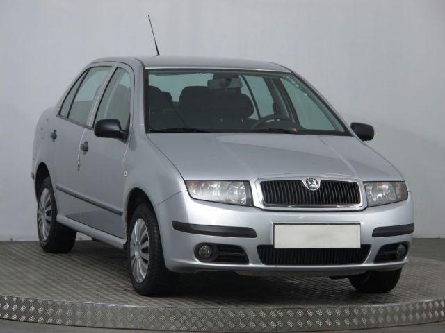 Škoda Fabia  (2005, 1.2)