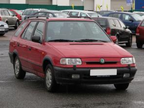 Škoda Felicia 1995 Combi červená 10