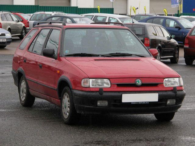 Škoda Felicia Combi (1995, 1.3)