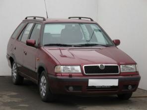 Škoda Felicia 2001 Combi červená 8