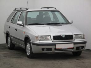 Škoda Felicia 2000 Combi strieborná 10