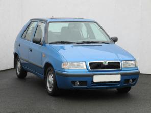 Škoda Felicia 2000 Hatchback modrá 10