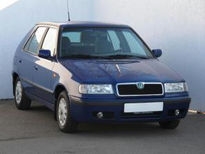 Škoda Felicia 2000 Hatchback šedá 6