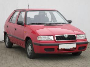 Škoda Felicia 2000 Hatchback červená 5