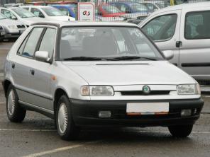 Škoda Felicia 1998 Hatchback strieborná 7