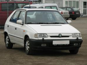 Škoda Felicia 1995 Hatchback bílá 9