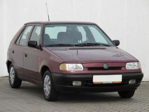 Škoda Felicia 1996 Hatchback bordová 8