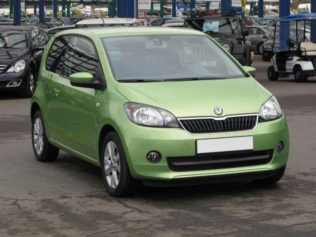Škoda Citigo  (2016, 1.0 MPI)
