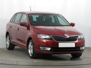 Škoda Rapid Spaceback 2014 Hatchback červená 10