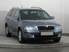 Škoda Octavia 2008 Combi niebieski 5
