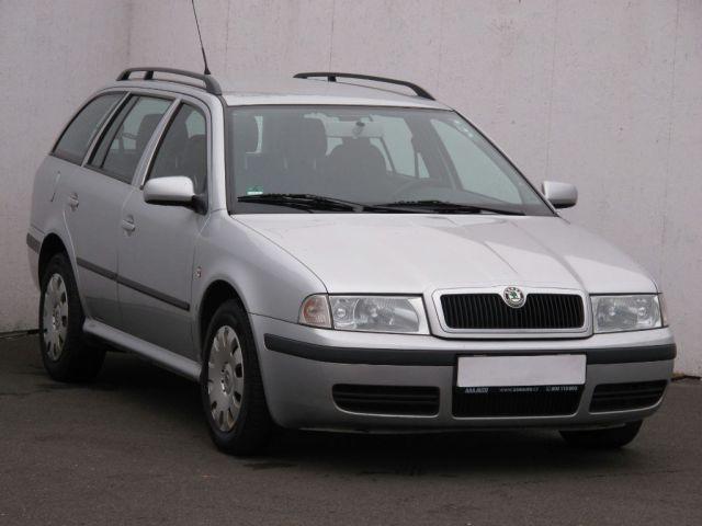 Škoda Octavia Combi (2004, 1.9 TDI)