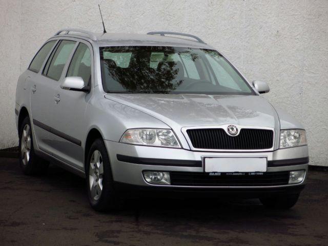 Škoda Octavia Combi (2006, 1.9 TDI)