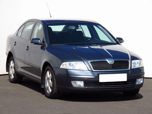 Škoda Octavia  (2008, 1.9 TDI)
