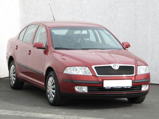 Škoda Octavia  (2004, 1.9 TDI)