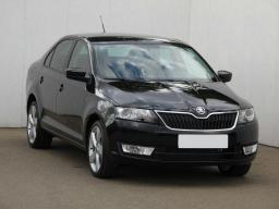 Škoda Rapid 2013 Hatchback černá 6