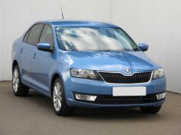 Škoda Rapid 2014 Hatchback modrá 4