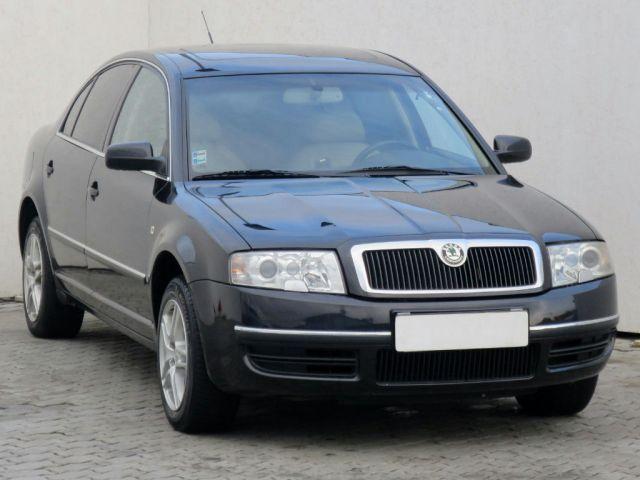 Škoda Superb  (2005, 2.5 TDI)