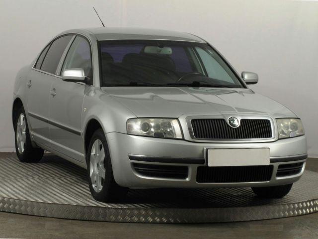 Škoda Superb  (2002, 2.8 V6)