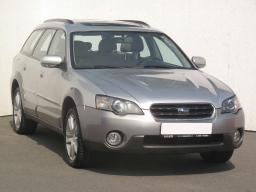 Subaru Outback 2005 Combi stříbrná 1