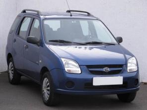 Suzuki Ignis 2004 Hatchback kék 9
