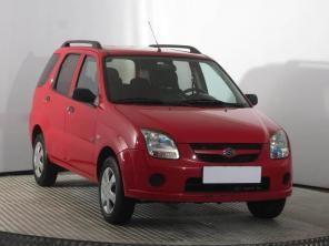 Suzuki Ignis 2008 Hatchback červená 3