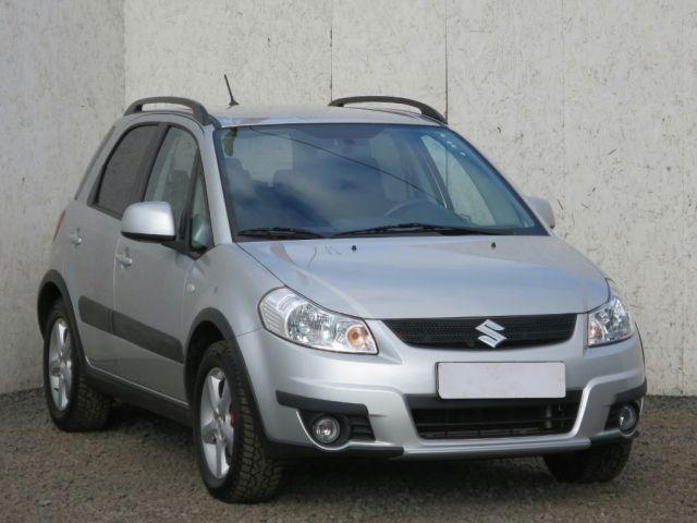 Suzuki SX4  (2011, 2.0 DDiS)
