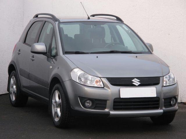 Suzuki SX4  (2007, 1.6 VVT)
