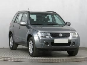 Suzuki Grand Vitara 2011 SUV szary 6