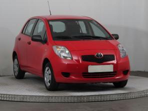 Toyota Yaris 2008 Hatchback piros 6