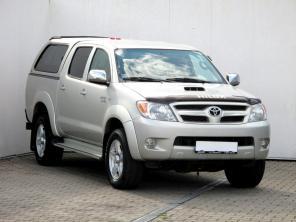 Toyota Hilux 2008 Off-road czarny 1