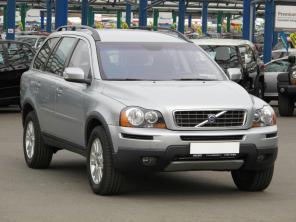 Volvo XC90 2011 SUV stříbrná 9